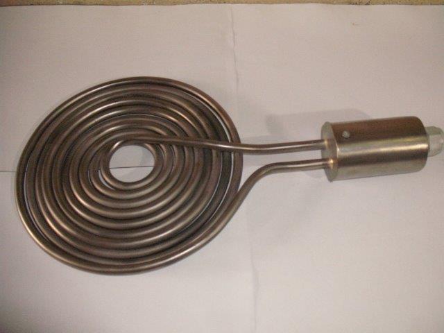 Fabricante de resistência tubular